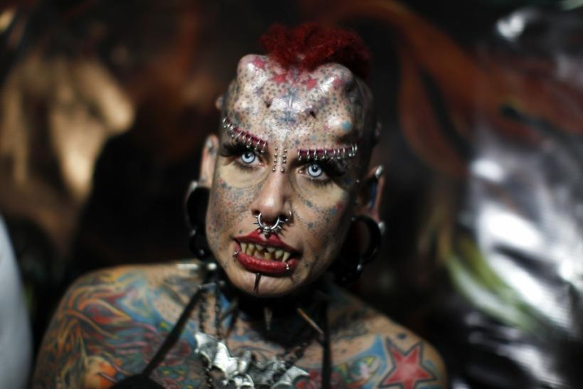 mexican vampire woman immortalized