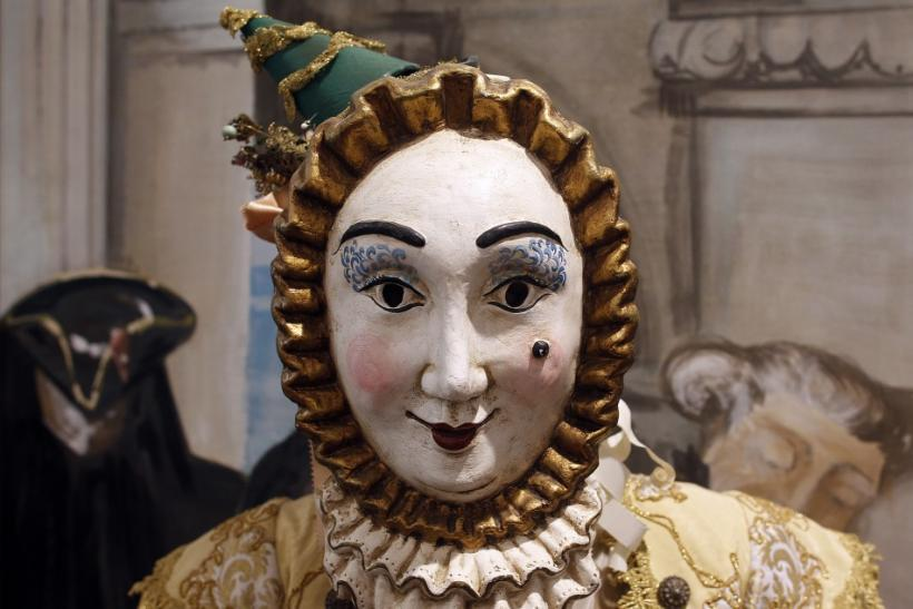Venice Carnival 2012 Preview Pictures