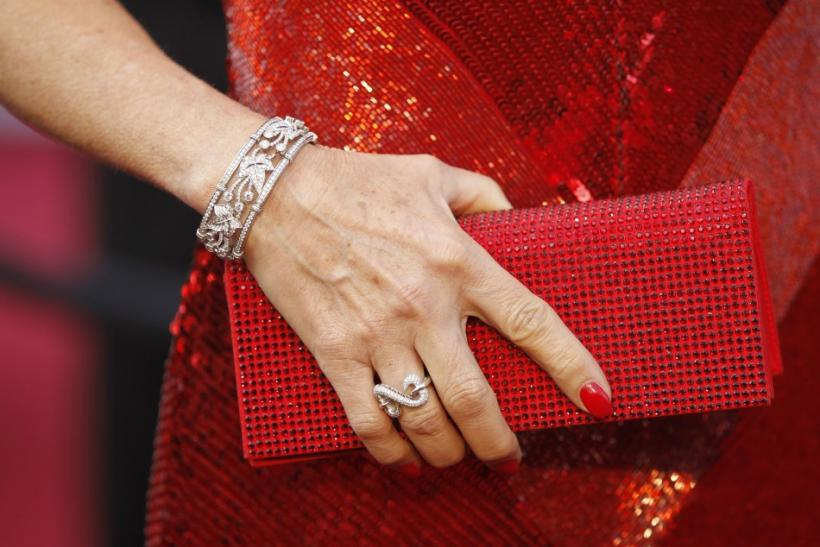Oscars 2012 Red Carpet: Close Look at Stunning Celebrity ...
