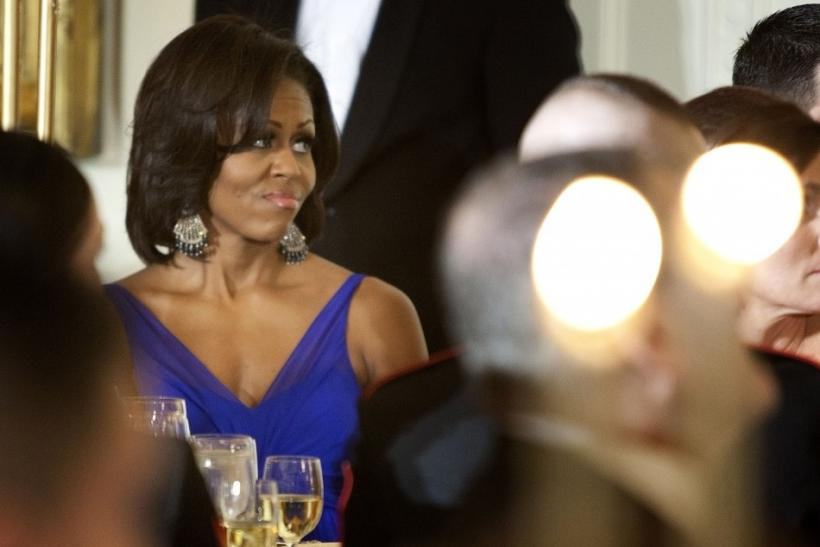 Michelle Obama's Fashion Stance in 2012
