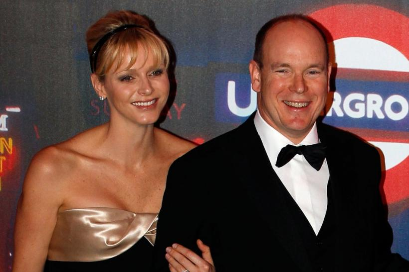 Princess Charlene Dazzles in 'Swinging London' Themed 2012 Rose Ball
