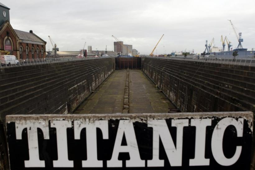 Belfast In Ireland: Where Titanic Was Built And Where The Doomed Liner Is A Taboo