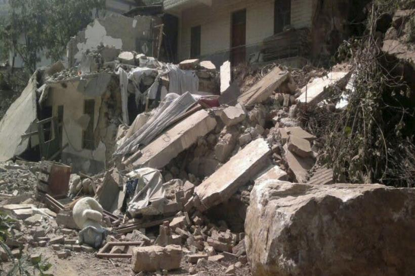 China Earthquake Toll Rises To 80; Country's Vulnerability To Natural Disasters Exposed (PHOTOS)