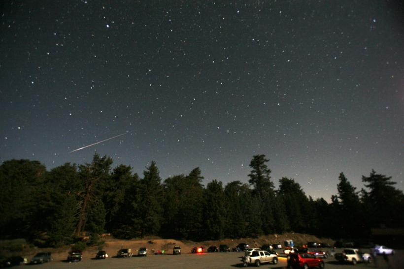 Perseids Meteor Shower 2011