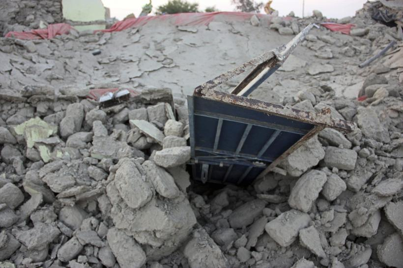 Pakistan Earthquake Awaran