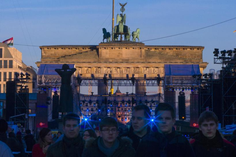 New Year's Berlin