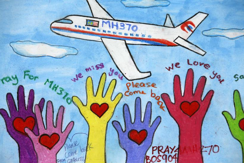 Malaysia Airlines Flight MH370: Prayers Continue As Search And.