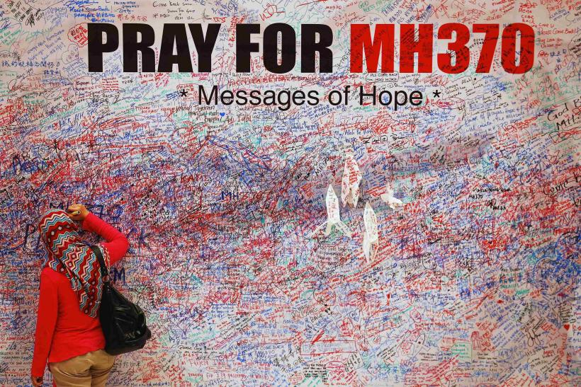 malaysia mh370 artwork March 16 2