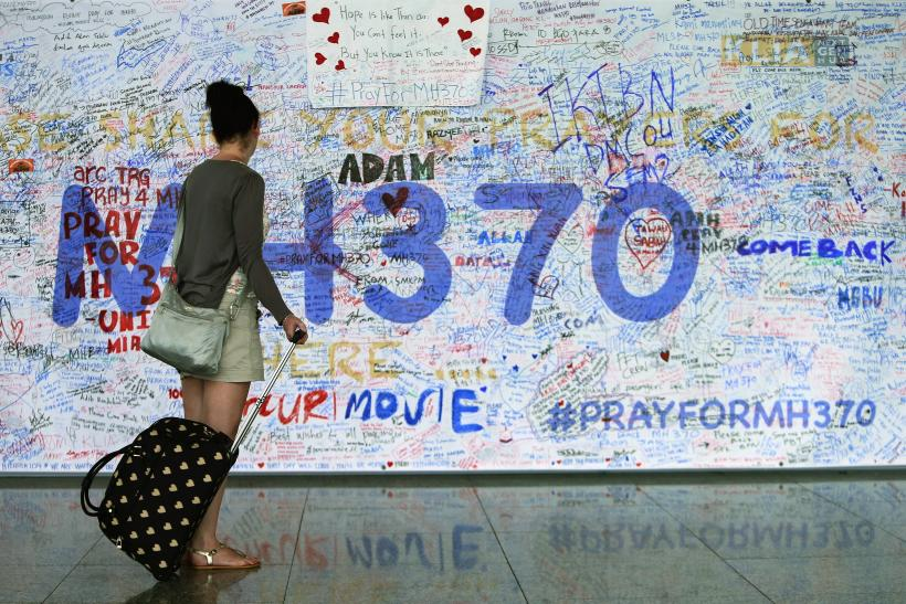 malaysia mh370 artwork March 18 2