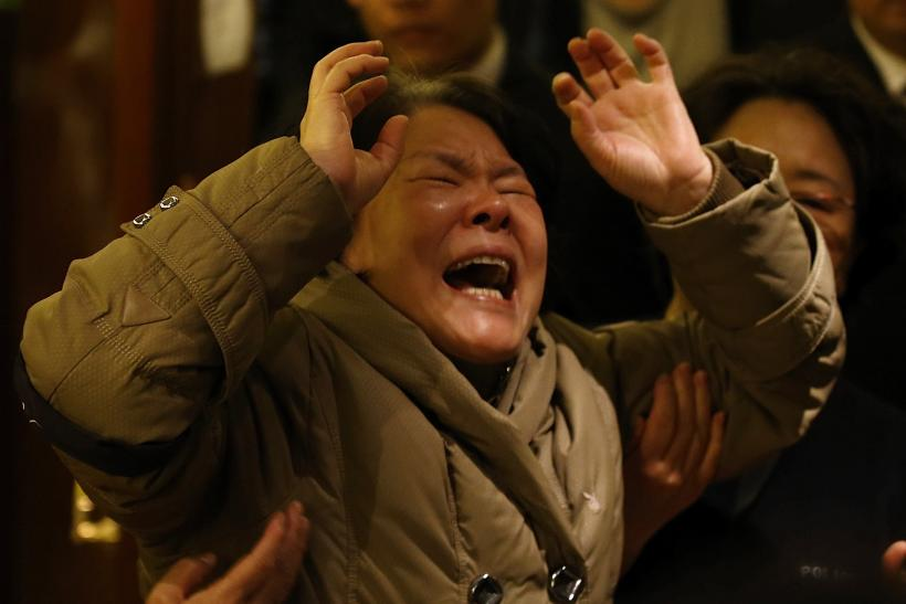Mh370 relative reacts 6
