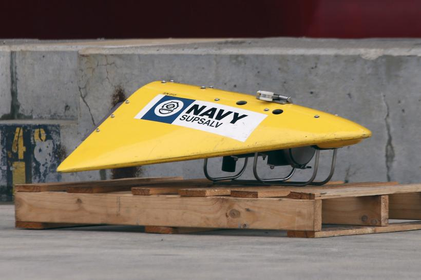 Flight Mh370 -Towed Pinger Locator