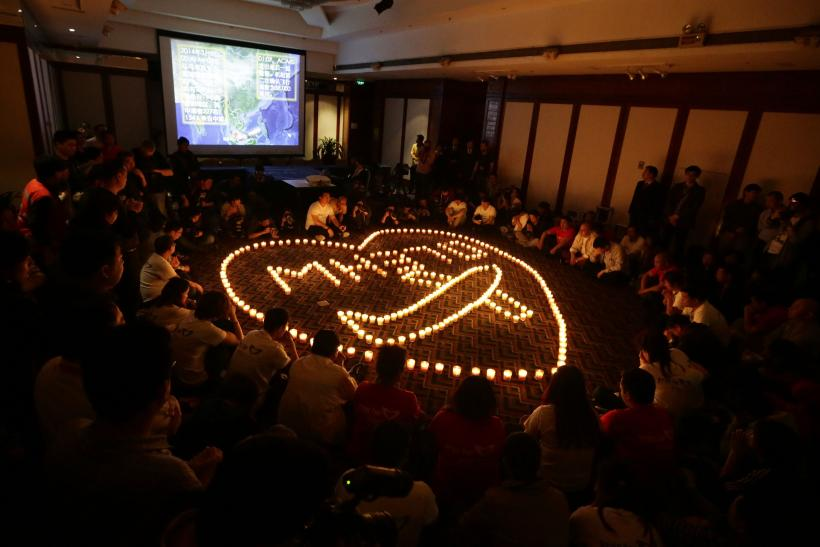 Flight MH370 Prayer vigil 2