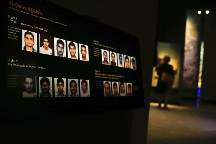 AP PHOTOS Inside look at the 911 museum in NYC  Yahoo