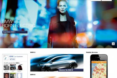 BMW's new brand to focus on communication and corporate partnerships.