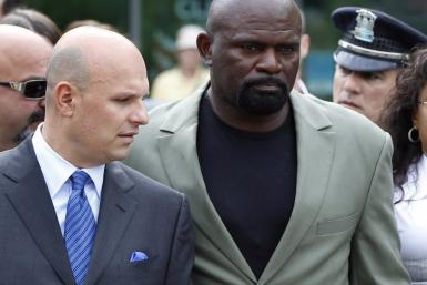Former NFL star Lawrence Taylor is now a registered sex offender
