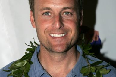 "Chris Harrison, host of ""The Bachelorette"""