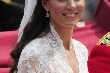 Britain's Catherine Duchess of Cambridge