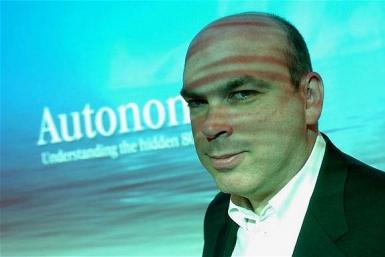 Mike Lynch, founder of Autonomy