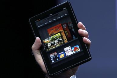 Amazon Reports Selling Millions of Kindle Fire, Other Kindle Versions for the Holidays