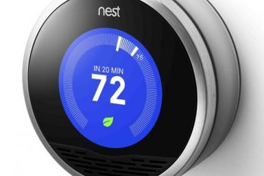 Nest Labs' Learning Thermostat uses a simple design to save consumers hundreds of dollars on their heating bill. The thermostat learns its user, but can be adjusted remotely.