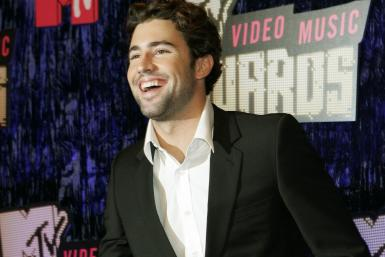 "Brody Jenner of the MTV series ""The Hills"" arrives at the 2007 MTV Video Music Awards in Las Vegas"