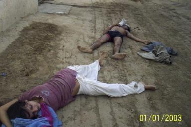 Honor killing victims in India