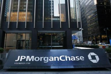 The JP Morgan and Chase headquarters is seen in New York in this Jan. 30, 2008, file photo. REUTERS/Shannon Stapleton