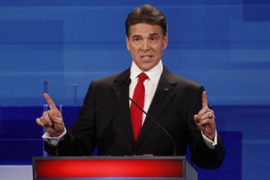 Rick Perry Drops Out of Presidential Race