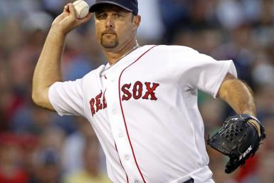 Tim Wakefield, who will announce his retirement today.