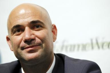 The school Andre Agassi founded in 2001 is facing racism allegations from a former employee