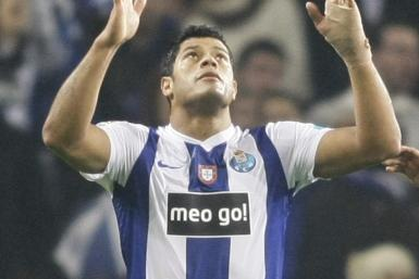 Porto forward Hulk, who could be set for a move to Chelsea