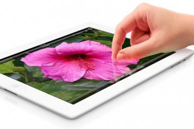 New iPad Debuts