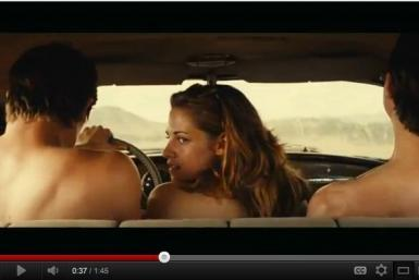 "Kristen Stewart in ""On the Road"""