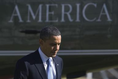 Should President Obama be worried about the latest poll numbers from CBS News and the New York Times?