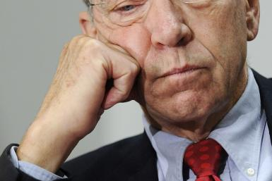 Republican Iowa Senator Charles Grassley thinks the Violence Against Women Act reauthorization process has been manipulated into a political opportunity for Democrats.