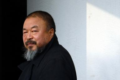 Artist and activist Ai Weiwei is a staunch critic of the Chinese government