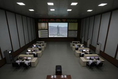 North Korea's Command Center