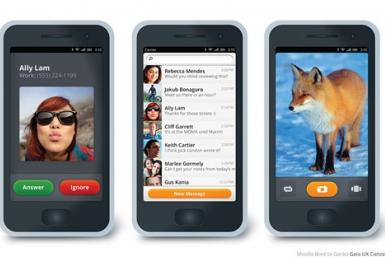 Mozilla Smartphones To Roll Out by 2012-end: Can The Company's 'Boot To Gecko' OS Outperform Apple's iOS and Google's Android?