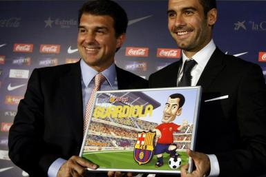 Guardiola appointment