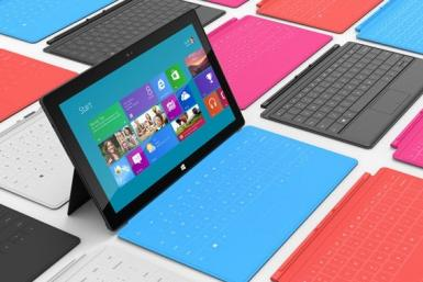 Microsoft Surface: 5 Tablet Features That Trump Apple's iPad