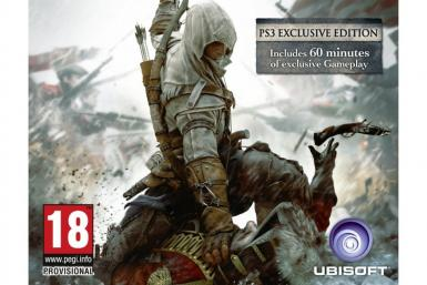 'Assassin's Creed 3' Release On PS3 Gets Exclusive DLC, Ubisoft Posts Gameplay Clues On Twitter [TRAILER]