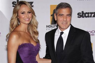 Keibler And Clooney