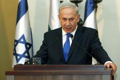 Netanyau Oct 2012