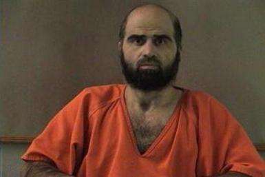 Nidal Hasan, Ft. Hood shooting suspect