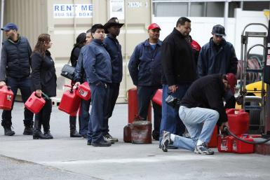 Where To Find Gas In New York And New Jersey In Hurricane Sandy's Aftermath