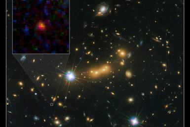 NASA's Hubble, Spitzer Space Telescopes Find Most Distant Galaxy Yet Known