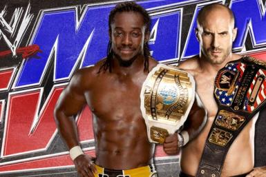 Kingston vs. Cesaro