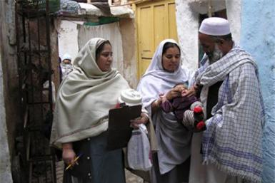 Polio In Pakistan