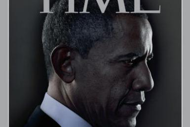 Time Magazine Person Of The Year Obama