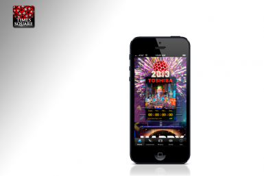 2013 Times Square Ball App